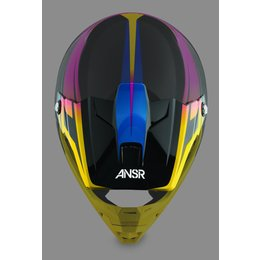 Neon Answer Replacement Visor For Evolve Spectrum Helmet