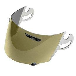 Gold Mirror Arai Corsair V Rx-q Sai Helmet Shield