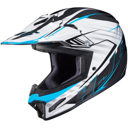 HJC CL-XY2 Blaze Motocross MX Helmet Blue