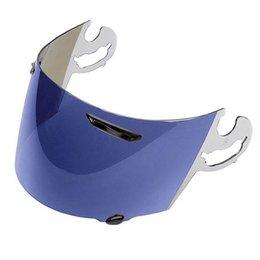 Blue Mirror Arai Corsair V Rx-q Sai Helmet Shield