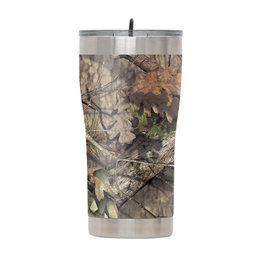 Mammoth Rover Tumbler Travel Mug 20oz Brown