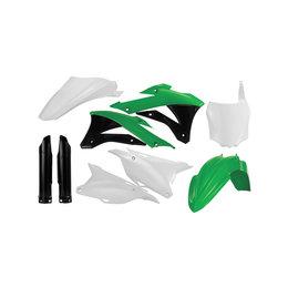 Acerbis Full Plastic Kit For Kawasaki KX85 KX100 2014 Oringinal 14 2374114584