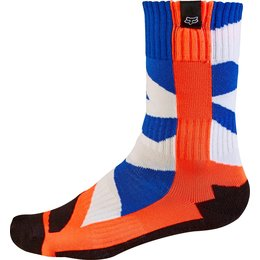 Fox Racing Youth MX Creo Socks Orange