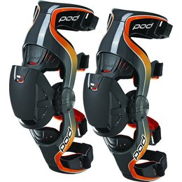Black Pod Youth K1 Knee Brace Pair