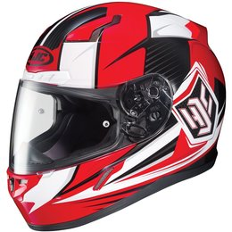 HJC CL-17 CL17 Striker Full Face Motorcycle Helmet Red
