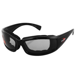 Black Bobster Photochromic Invader Sunglasses W Smoke