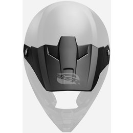 Matte Black Msr Mens Replacement Visor For Mav-1 Blackout Helmet 2014