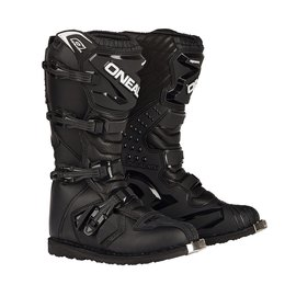 Black Oneal Mens Rider Boots 2015 Us 7
