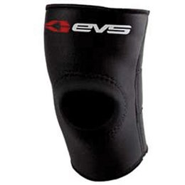 Black Evs Ks21 Compression Knee Support