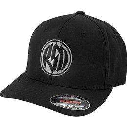 RSD Mens Identity Adjustable Flexfit Hat Black