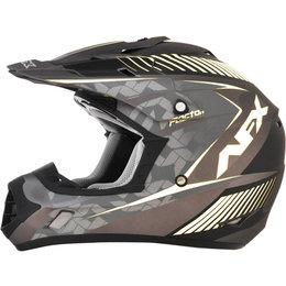 AFX FX17 Matte Factor Full Face Helmet White