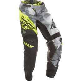 Fly Racing Youth Boys Kinetic Crux Pants Black
