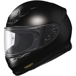 Black Shoei Mens Rf-1200 Rf1200 Full Face Helmet 2013