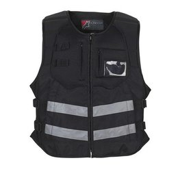 Black Alpinestars Stealth Vest