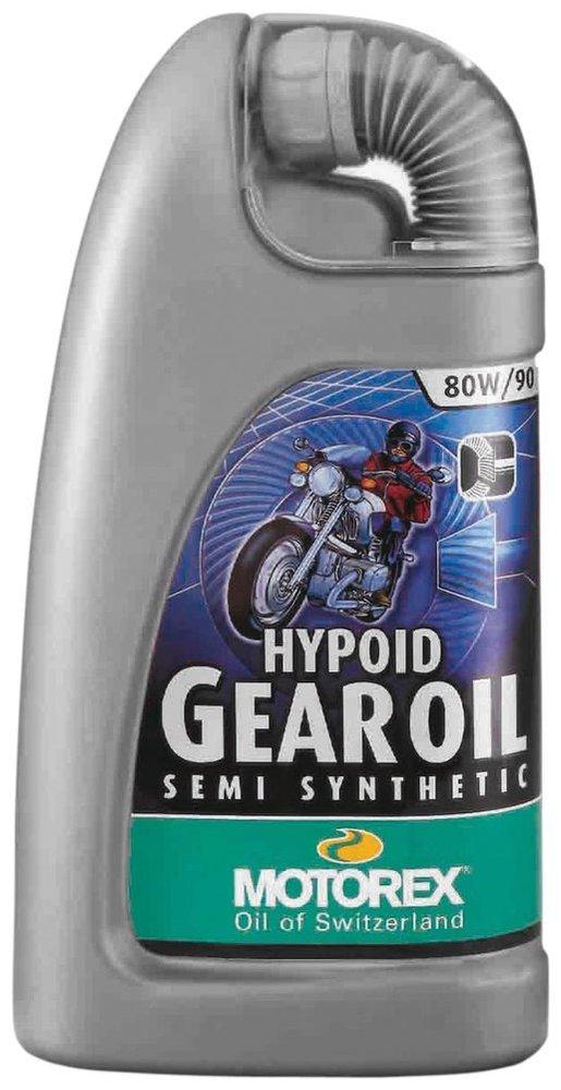 Motorex gear oil hypoid semi synthetic 80w90 1 956266 for Peak synthetic motor oil review