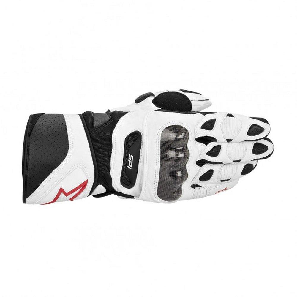 Xxl black leather gloves - Black Alpinestars Sp 1 Leather Gloves 2013 White Alpinestars Sp 1 Leather Gloves 2013
