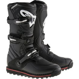 Alpinestars Mens Tech T Offroad Trials Riding Boots Black