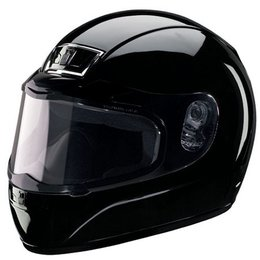 Z1R Phantom Snow Helmet With Dual Pane Shield Black
