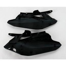 UFO Plastics Side Panel Black For Yamaha YZ250F 2010