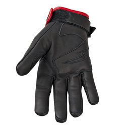 Black Speed & Strength Womens Moto Lisa Leather Gloves