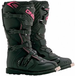 Oneal Youth Girls MX Boots Pink