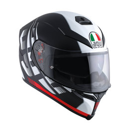 AGV K-5 K5S Storm Full Face Helmet Black