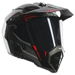 AGV AX-8 AX8 Evo GT Dual Sport Helmet Black