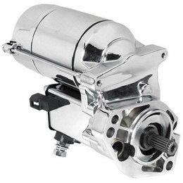 Arrowhead HD Twin Power 1.8KW Starter Chrome For Harley-Davidson Big Twin