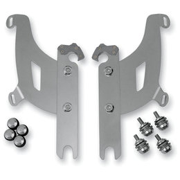 Memphis Shades Bullet Mount Kit Aluminum For Honda VT1300CX Fury