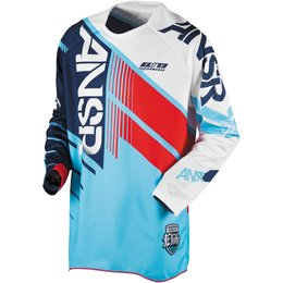 Answer Mens Elite Motocross MX Jersey Blue