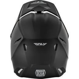 Fly Racing Elite Helmet Black