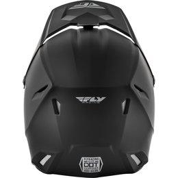 Fly Racing Elite Helmet Black