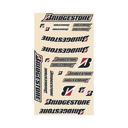 N-Style Universal Sticker Kit Version 3 4MIL Bridgestone