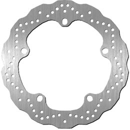 BikeMaster Contour Front Brake Rotor For BMW 1044X Unpainted