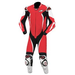 Red, Black Alpinestars Mens Gp Tech 1 Piece Leather Suit 2015 Us 42 Eu 52 Red Black