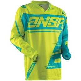 Answer Racing Mens Syncron Air MX Jersey Yellow