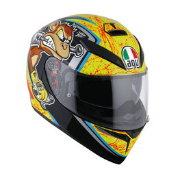 AGV K-3 SV K3SV Bulega Full Face Helmet Multicolored