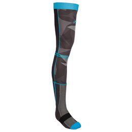 Klim Aggressor Cool 1.0 Knee Brace Sock Blue
