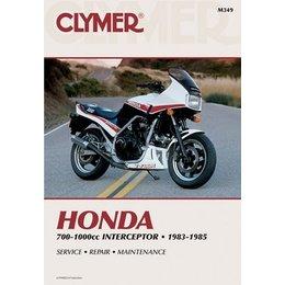 Clymer Repair Manual For Honda VF700-1000 Interceptor 83-85
