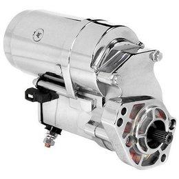 Arrowhead HD Twin Power 2.4KW Starter Chrome For Harley-Davidson Big Twin Metallic
