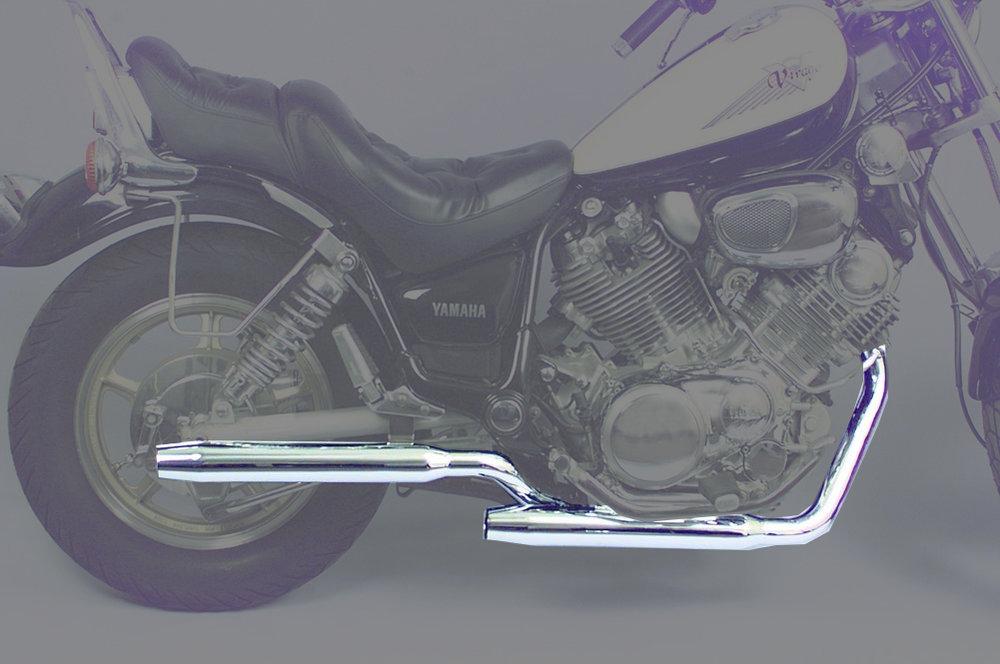Exhaust Gasket For 1996 Yamaha XV1100 Virago Street Motorcycle