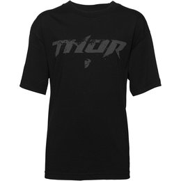 Thor Youth Boys Roost T-Shirt Black