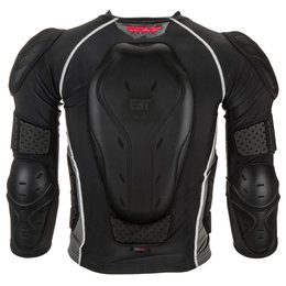 Fly Racing Mens Barricade Long Sleeve Suit Protection Jacket Black