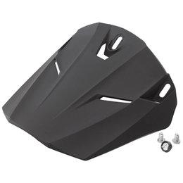 Matte Black Thor Replacement Visor Kit For 2011 Force Helmet