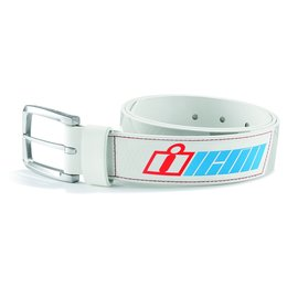 Icon Mens Double Stack Belt 2015 White