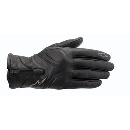 Black Alpinestars Womens Stella Vika Leather Gloves