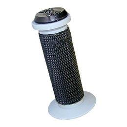 ODI Ruffian Mini Lock-On Grips 100mm Black Grey Universal F10RMB
