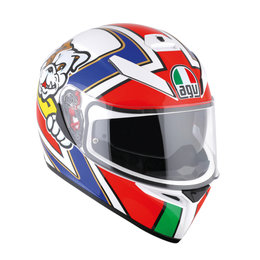 AGV K-3 SV K3SV Luca Marini Full Face Helmet Multicolored