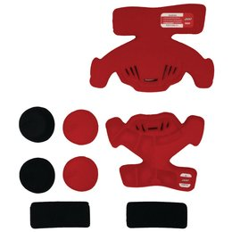 POD Replacement Pad Set For K300 Left Knee Brace Frame 8 Piece