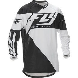 Fly Racing Youth Boys F-16 Jersey Black